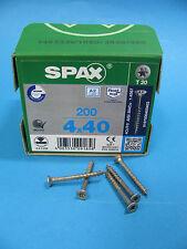 SPAX ® Edelstahl T-Star Antrieb V2a Spanplattenschrauben 3. 3,5. 4 4,5.5, 6. mm