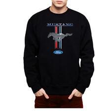 Ford Mustang Logo Men Sweatshirt S-3XL