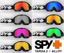 Goggle-Shop Espejo de Repuesto Cristal para Spy Targa 2 / Alloy Motocross