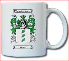 MILFORD COAT OF ARMS COFFEE MUG