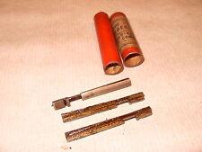 Brickner kropf 3/8 LAP SCARPE-COME FOTO