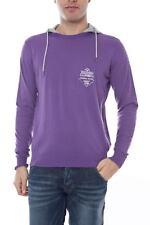 Maglia Armani Jeans AJ Sweater Pullover -50% Uomo Viola T6W21KM-U5 SALDI