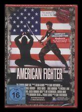 DVD AMERICAN FIGHTER 1 - UNGESCHNITTEN - UNCUT - MICHAEL DUDIKOFF *** NEU ***