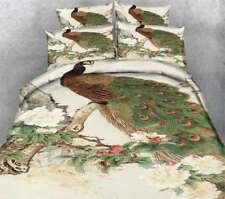 Liscio Peacock  3D Printing Duvet Quilt Doona Covers Pillow Case Bedding Sets