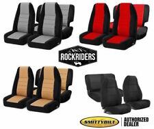 1987-1990 Jeep Wrangler YJ Smittybilt Complete Neoprene Seat Covers