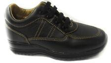 Geox j3356a 00043 c9999 scarpa da bambina colore nero chiusura a stringhe