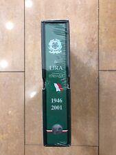 Masterphil Repubblica Italiana ALBUM MONETE DAL 1946 al 2001 art. 158 LIRA ECO