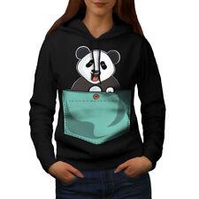 Cute Panda Women Hoodie NEW | Wellcoda