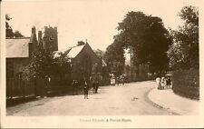 TROWSE ( Norfolk) : Church & Parish Room RP- TROWSE single ring cancel