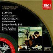 Haydn: Cello Concertos; Boccherini: Cello Concerto (CD, Mar-1999, EMI) du Pre