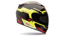 Bell Motorradhelm Helm Bell RS-1 Speed Hi Viz 14 XL schwarz Glasfaser