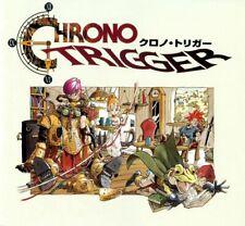 155997 Chrono Trigger Chrono Cros Game Wall Print Poster CA