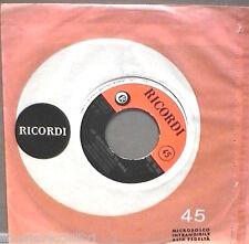 SE QUALCUNO TI DIRA SENZA FINE Ornella Vanoni LP 45 giri Musica Vinile Canzoni