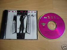 PAT MEARS Hard Candy OOP 1993 EUROPEAN CD album