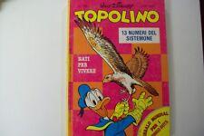 WALT DISNEY-TOPOLINO MICKEY MOUSE LIBRETTO-N. 1591-25 MAGGIO 1986