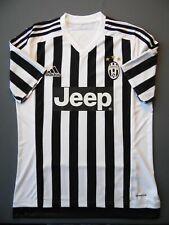 5+/5 Juventus jersey S M L home 2015 2016 shirt adidas soccer AA0336 ig93