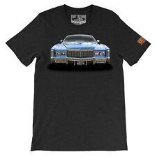1976 Cadillac Eldorado The Legend Classic Car Men's T-shirts  Made in USA