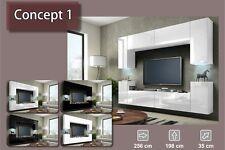 Tv Wand Modern günstig kaufen   eBay