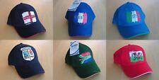 2015 Coupe du Monde de RUGBY brodé Caps Angleterre Pays de Galles France Italie Afrique du Sud +