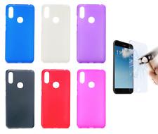 """usa cover case gel tpu matte Alcatel 5V (4G) 6.2"""""""