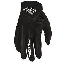 O'Neal Element Kinder Handschuhe Schwarz Moto Cross Mountain Bike MTB MX FR DH
