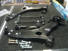 Ford Focus MK1 98-04 2 Inferior Wishbone Brazos 2 enlaces 2 Varillas de pista 6 pernos de fijación
