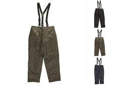 Mil-Tec Thermique PES/PVC avec bretelles Winterhose Armée Pantalon s-3xl