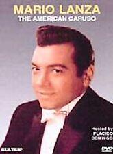 Mario Lanza: The American Caruso (DVD, 1999)