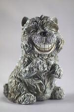 Dog Money Box, Fun Terrier, Cute, Useful, Practical Present - SECRET SANTA GIFT?