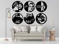 Various Artists Celebrity Wall Art Vinyl Decal Sticker Stencil Mural Window Car