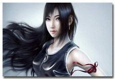 138147 Final Fantasy FF Tifa Lockh Game Wall Print Poster CA