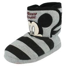 Niños Unisex Zapatillas de arranque Mickey Mouse por menor precio £ 4.99