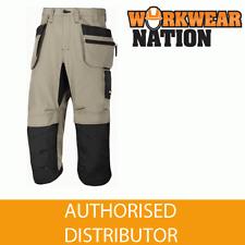 6103 Snickers Khaki Comfort litework,37.5 LAVORO pirata pantaloni + tasche