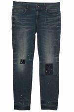 G Star Midge Cody MID Skinny Jeans Hose Pants Damen Super Stretch Used DK Aged