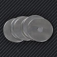 10tlg Ersatzklingen 28/45mm für Rollschneider Rollmesser Rotary Cutter Spare