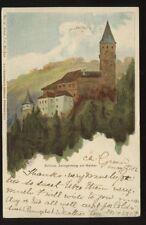 Germany Schloss Zwingenberg am NECKAR u/b PPC