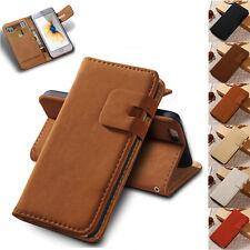 Handy Tasche Schutz Hülle Wallet Bumper Flip Case Klapp Schale Cover Etui Neu