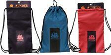 Sacca da uomo donna bambino Sundek Shoes Bag zainetto zaino blu nero corallo