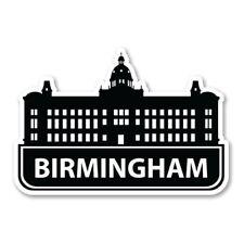 Birmingham Car Laptop Phone Vinyl Sticker  - SELECT SIZE