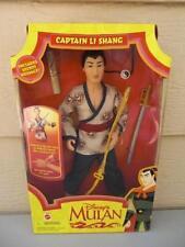 Captain Li Shang, Disney's Mulan 1997 - NIB