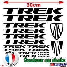 17 Stickers Trek - Autocollants Adhésifs Cadre Velo Bike VTT Montain - 182