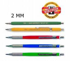 Mechanical Pencil Clutch Leadholder 2mm KOH-I-NOOR 5211 5219 5601 VERSATIL New