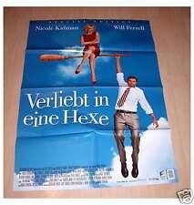 Filmposter A1 Neu Verliebt in eine Hexe - Nicole Kidman