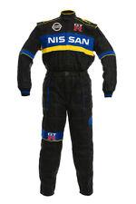 New Man's Nissan GTR Racing Sport Overall Workwear, Size S, M, L, XL, XXL, XXXL