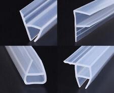 Bath Shower Screen Door Seal Strip Glass Thickness 6mm-12mm Rubbe Bath Door New