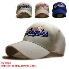 New Los Angeles Hat Cap Dodgers Baseball LA Embroidered