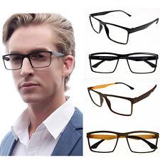 ULTEM Men's Flexibled Myopia Glasses Optical Eyeglasses Frame Eyewear Rx Pac-18
