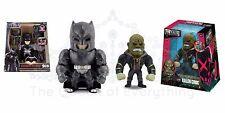 Jada Toys DC Comics Metal Die Cast Figures Armored Batman M11 / Killer Croc M22