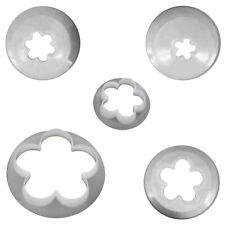 FMM Cutter Blossom Sugarpaste Gumpaste Icing Flower Cutting Tool Stencil Shape