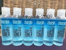 Avon~CLEARSKIN~Blackhead Clearing~Fresh Clarifying Toner x2, x3, x4, x5, x6